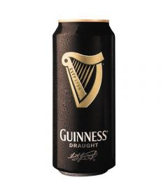 Guinness Draught, Can